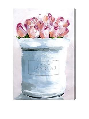 Oliver Gal The Laduree Of Flowers Canvas Art
