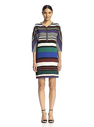 Badgley Mischka Women's Stripe Tunic Dress