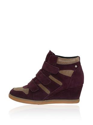 Esprit Keil-Sneaker (Rot)