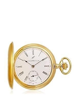 Aerowatch Men's 1098-B Automatic Roman Dial Pocket Watch