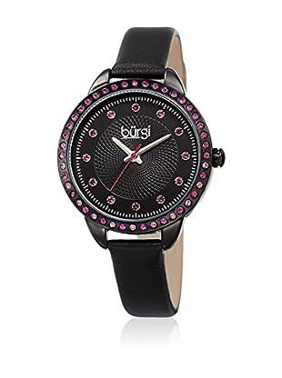 Bürgi Uhr mit japanischem Quarzuhrwerk Woman 35 mm