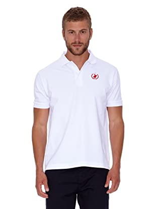 Polo Club Polo Custom Fit Logo Small (Blanco)