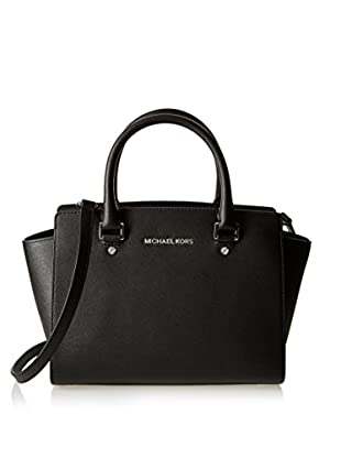 Michael Kors Bolso satchel Selma Medium Saffiano Satchel