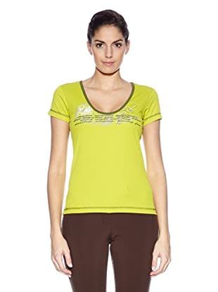Northland Professional T-Shirt Kuba Ls (Giallo)