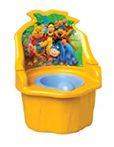 Disney  Winnie The Pooh 3 in 1 Potty Trainer, Yellow