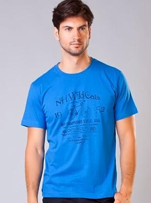 Timberland Camiseta Wild Cats (Azul)