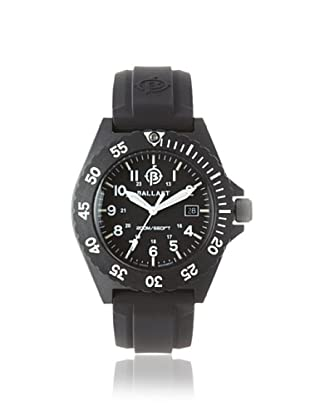 Ballast Men's BL-3118-01 Bright Star Black Stainless Steel Watch