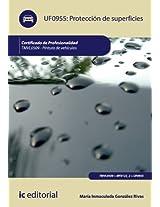 Protección de superficies. TMVL0509