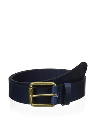 The British Belt Company Men's Bradgate Belt (Navy)