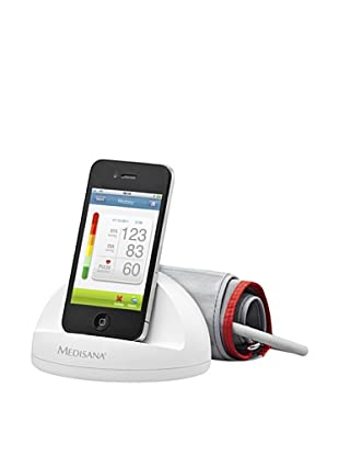 Medisana Messgerät für die Gesundheitsfürsorge IPHONE, IPAD IHEALTH iPhone/iPad Ihealth weiß