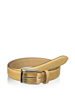 The British Belt Company Men's Fineshade Belt (Natural)
