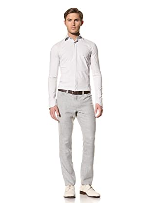 Marc Stone Men's Platon Pants (Light Gray)