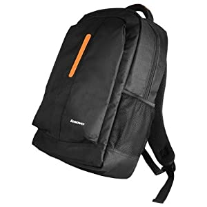 Lenovo Black Laptop Backpack (888014536)