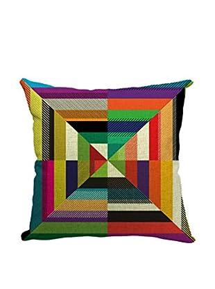 LO+DEMODA Funda De Cojín Kulture Multicolor