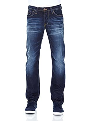 Pepe Jeans London Vaquero Heston (Azul Medio)