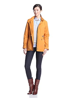 Rainforest Women's Rain Jacket (apricot)