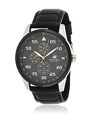 Beverly Hills Polo Club Reloj con movimiento Miyota Man Bh547-02 42 mm