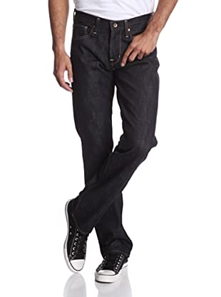 Agave Denim Men's Nihilist Straight Jean (Capitola Rinse Flex)