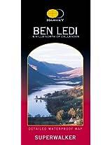 Ben Ledi: Hills North of Callander (Superwalker)