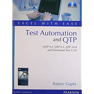 Excel with Ease: Test Automation and QTP