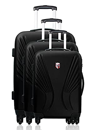 Geographical Norway Set Trolley Seattle (Negro)