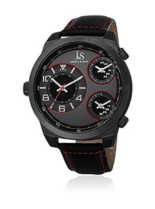 Joshua & Sons Uhr mit Japanischem Quarzuhrwerk JS88RD 49 mm
