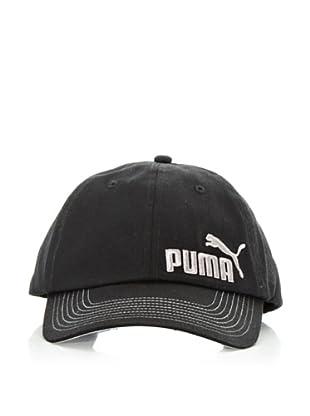 Puma Gorra Heritage III (Negro / Gris)