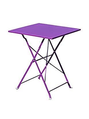 Contemporary Home Mesa Plegable Vieste Morado