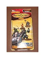 Heroes of Faerun Heroscape Wave 11 D&D Collection D1