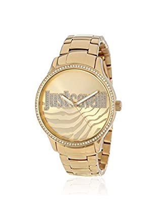 Just Cavalli Women's R7253127508 Huge Gold Stainless Steel Watch