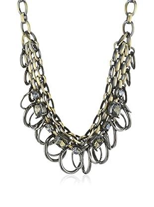 Dyrberg/Kern Halskette  braun