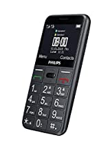 Philips E310 Senior Citizen Phone (Dark Grey)