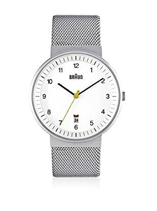 Braun Reloj de cuarzo Unisex Gents Classic Watch  40.00 mm