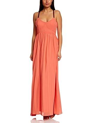 Vero Moda Vestido Jerrod (Naranja)