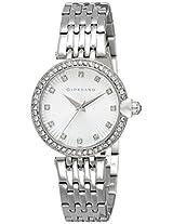 Giordano Analog White Dial Women's Watch - 2752-11