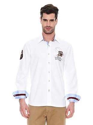 Signore Dei Mari Camisa Cecilio (Blanco)