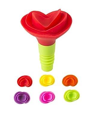 VIGAR Accesorios Vino Flower Power Multicolor