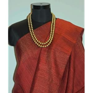 Matka Silk Saree The Weavers Project Exclusive