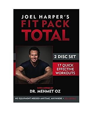 Joel Harper Fitness Fit Pack: Total DVD
