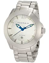 Android Men's AD508BS  Ninja 50 Classic Automatic Silver Watch