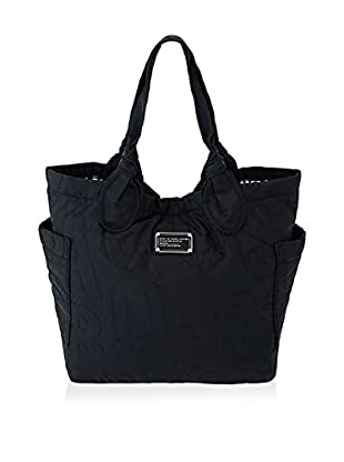 Marc by Marc Jacobs Women's Pretty Nylon Medium Tate Tote, Black, One Size
