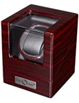 Diplomat 31-407 Ebony Wood Single Watch Winder