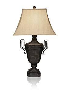"Aqua Vista On the Wire Table Lamp, 36"""