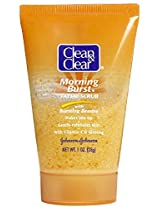 Clean & Clear Morning Burst Facial Scrub, Original, 1 oz - 3 pack
