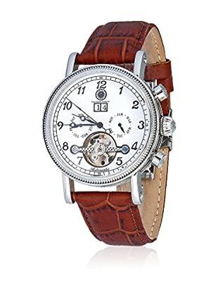 Constantin Durmont Reloj automático Unisex CD-SANJ-AT-LT-STST-WH  42 mm