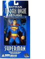 DC Direct Batman Dark Knight Returns Action Figure Superman