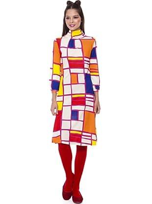 Agatha Ruiz de La Prada Vestido Mondrian (Multicolor)