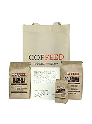 COFFEED Beans of South America Package + Panama Geisha