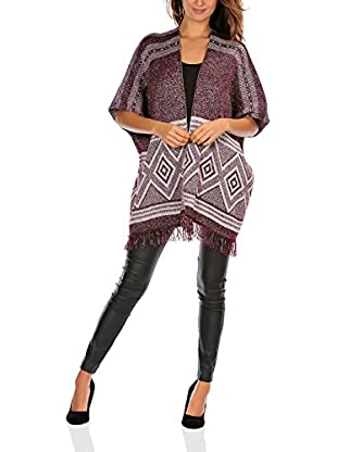 French Code Poncho Vogue