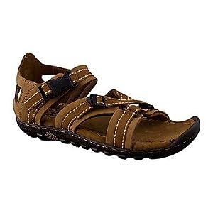 Woodland Camel Men Sandals - GD 0485108Y13